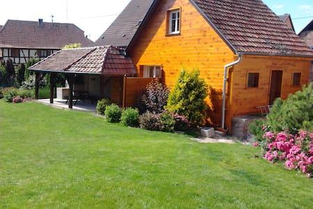 Gîte en Alsace - Artolsheim - Rumah