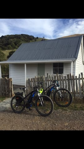 Bicyclette Bed and Breakfast - Charming in Wainui - Wainui - Bed & Breakfast