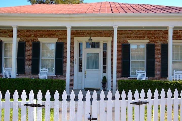 Hamilton Guest House - Natchez - Hus