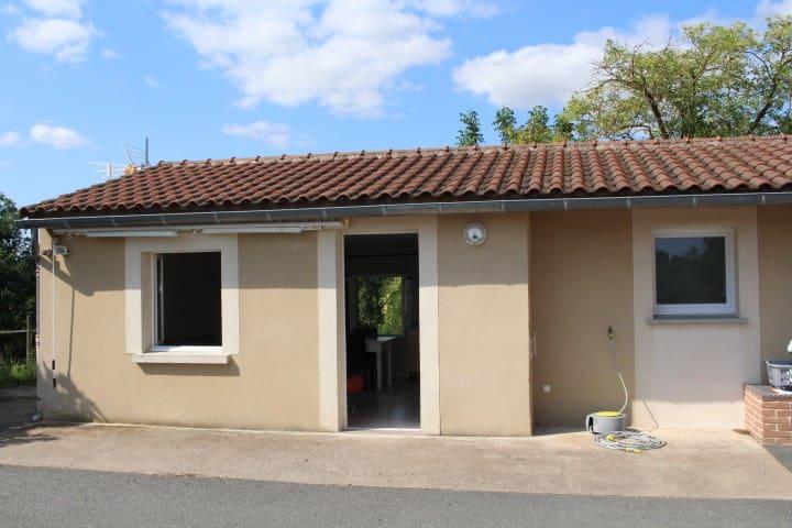 STUDIO TRANQUILLE à 3 km DU CENTRE VILLE D'ALBI - อัลบิ - บ้าน