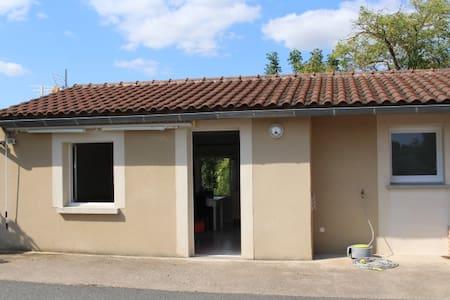 STUDIO TRANQUILLE à 3 km DU CENTRE VILLE D'ALBI - Albi - Dům