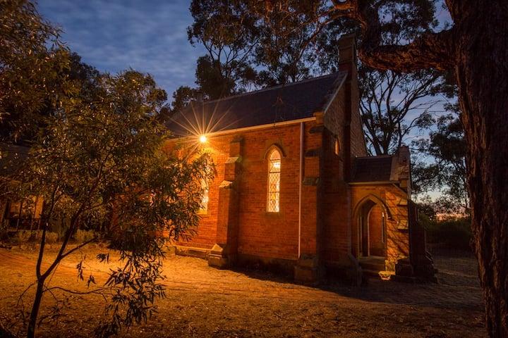 Bush Haven Chapel near Castlemaine