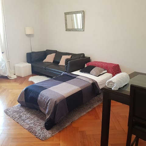 Spacieux Appartement sous gare