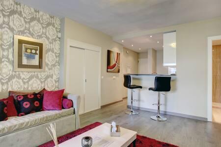 Apartment in Puerto Banus, Marbella - Lejlighed