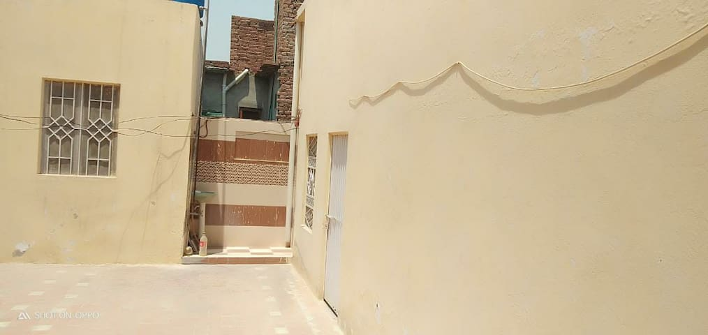Economic &simpl separate apartment for daily basis