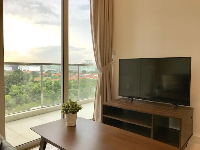 Newest 2-Bedroom apartment, Singapore