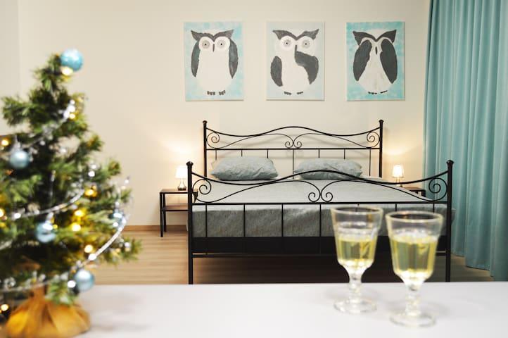 Owl Home Bernolákova, apartment in a quiet center