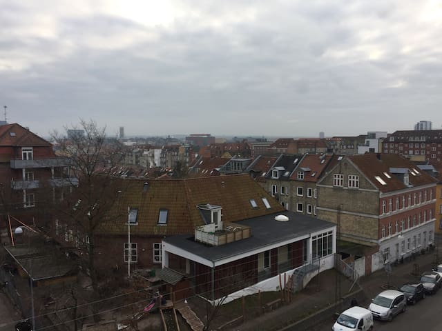 Nice apartment located in the center of Aarhus - Aarhus - Wohnung