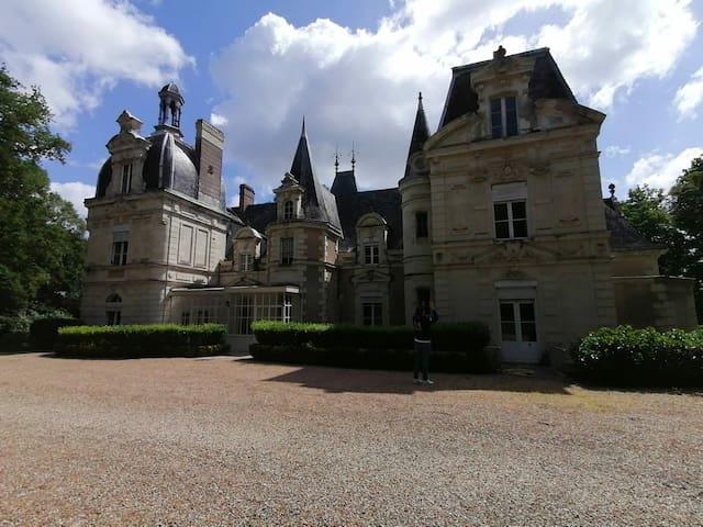 Bienvenue au Château du Fresne