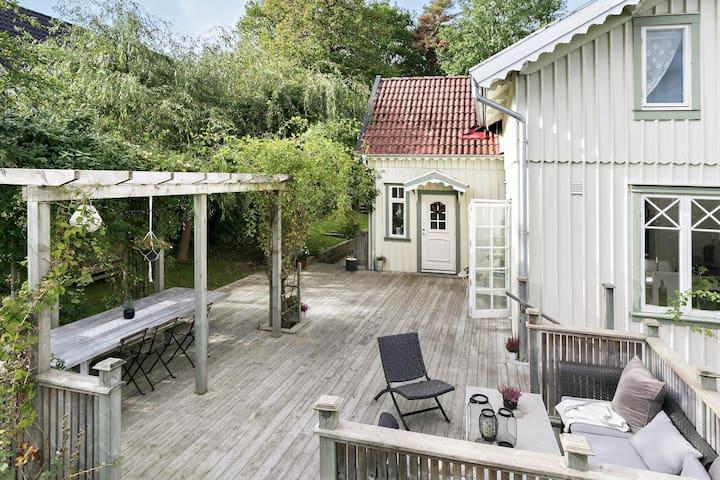 Rosenkull på Näset, Göteborg