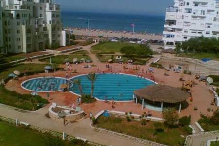 Joli appartement avec accès direct à la plage - 马蒂尔(Martil) - 公寓