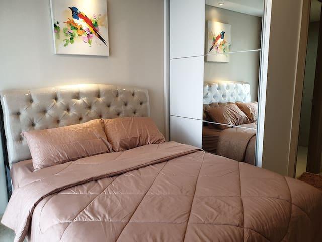New & Luxury Apartment at North Jakarta