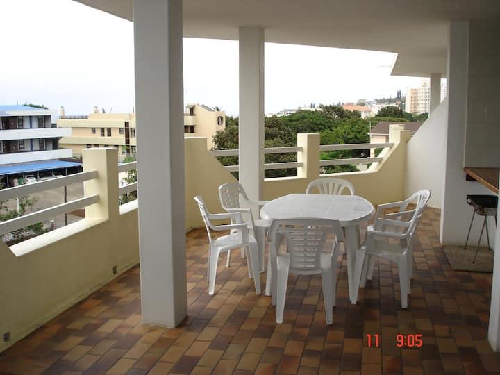 Undisturbed Sea view apartment