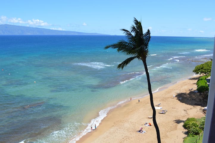 Kaanapali DELUXE OCEAN FRONT View Luxury Condo