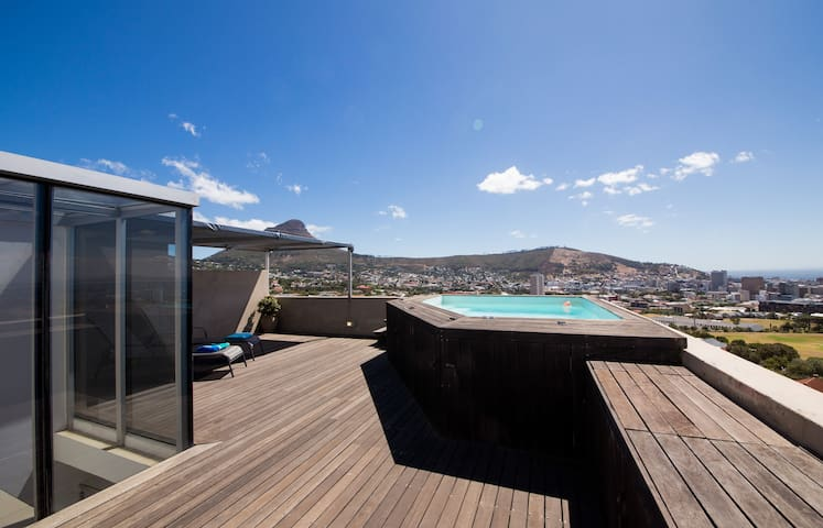 Prime 3 Storey Cape Town Penthouse - Le Cap - Appartement