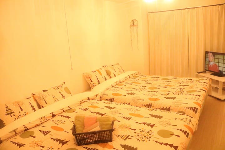 NEW OPEN!SKYTREE linear distance only 5 minutes - 墨田区 - Departamento