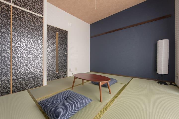 Studio apartment2 easy access Kyoto - Shimogyoku, Kyoto