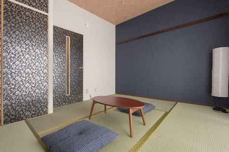 Studio apartment2 easy access Kyoto - Shimogyoku, Kyoto