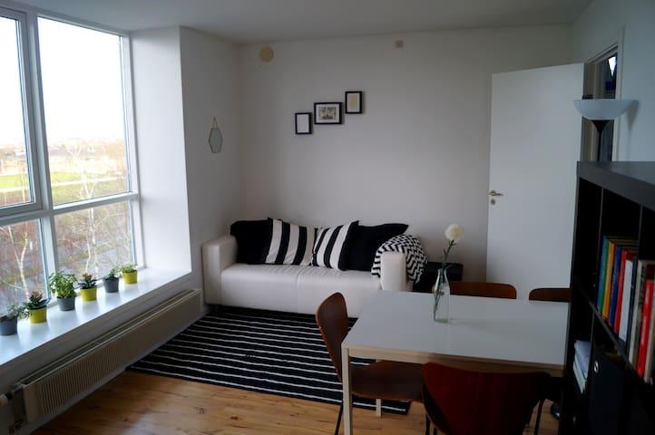 Bright Apartment in Aarhus S