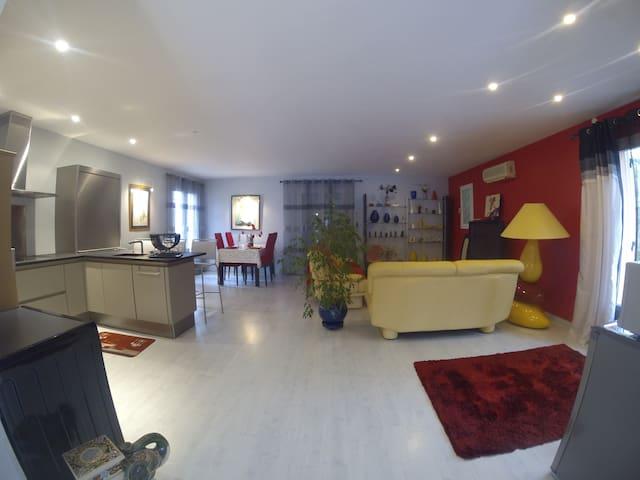 Marguerite - Santa-Lucia-di-Moriani - Apartamento