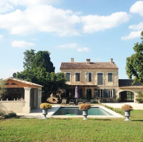Mas des Alpilles - Saint Rémy de Provence - Saint-Rémy-de-Provence - House