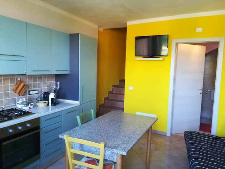 Casa indipendente in Sasso Vernasca (PC)