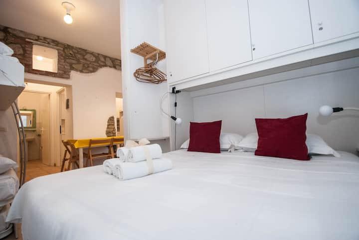 Apartment Fontana, in the center of Manarola