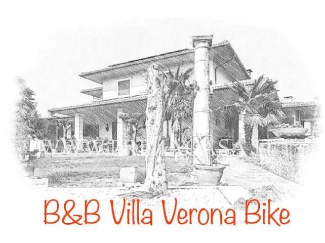 B&B Villa Verona Bike