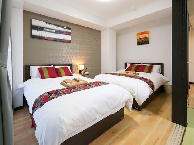 Grand Open! Residential Hotel Machiya/WiFi #A21