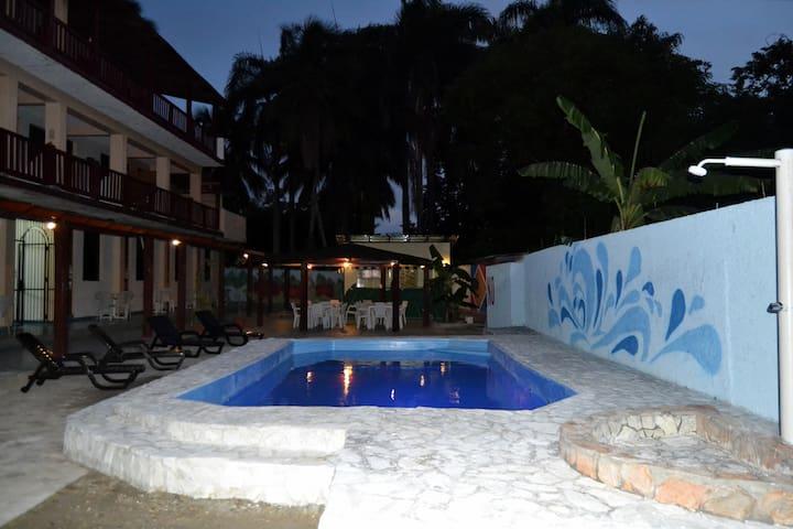 Apartamentos Gri Gri, Planta Baja, Hab. Plus (C)