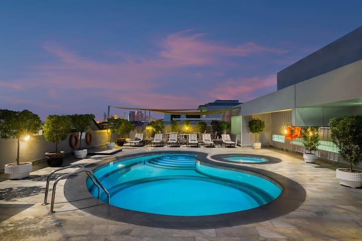 Savoy Park Hotel Service Apartments- 31