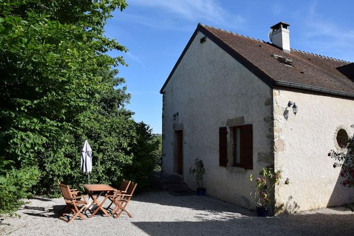 Un gîte rural dans les Côtes Chalonnaises