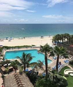 Direct Ocean View from the Balcony - Fort Lauderdale - Wohnung