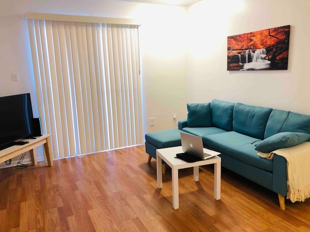 """Peace, Love, and Nature """"A"""" - Entire Apartment"""