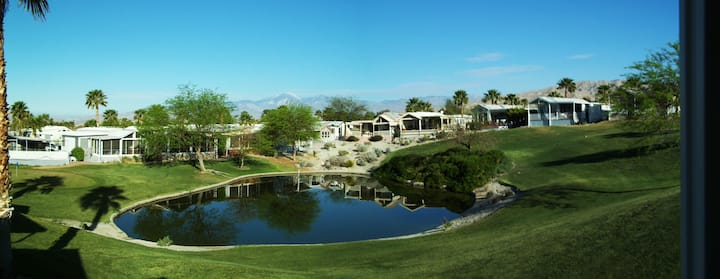 Caliente Springs Resort- Villa on Golf Course