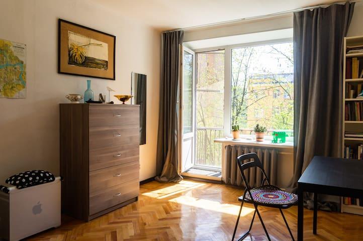 Квартира на Петроградской стороне
