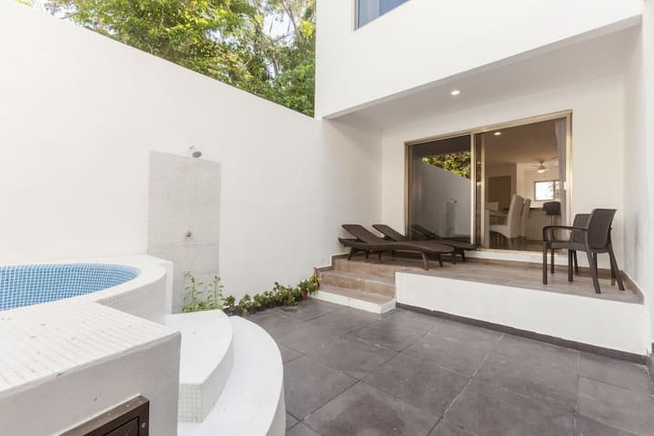Casa los Ventanales /Big/Private Jacuzzi/BQ