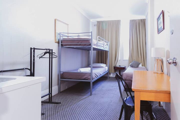 Standard Single Room at Darling Harbour