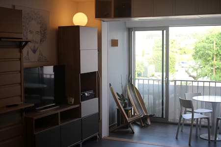 Studio 30 m2, Le Brusc