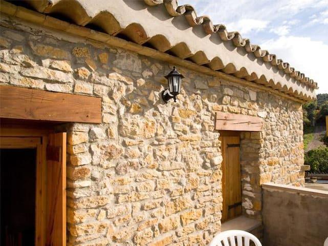 AMPLIA CASA EN AGER (Lleida) 13 personas - Santa Linya - Haus