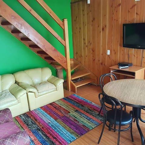 Cabañas Carluis en Valdivia