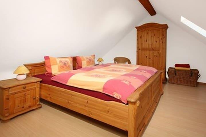 Weingut Landerer, (Vogtsburg-Oberrotweil), Ferienwohnung Typ 2, 60 qm, Balkon, 2 Schlafzimmer, max. 4 Personen