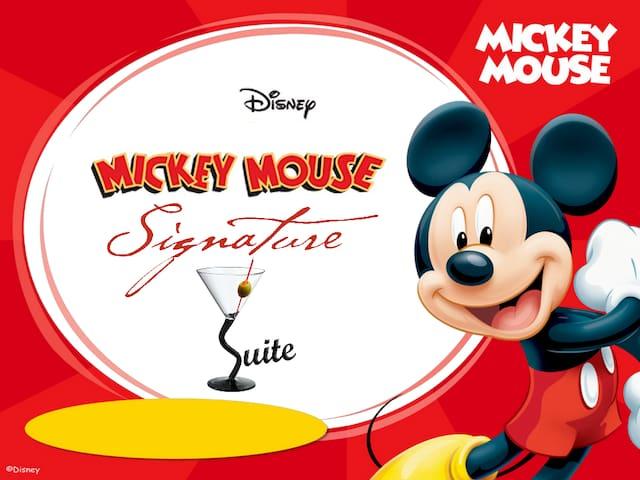 ♡ Mickey Mouse Signature Suite ♡  6 Pax @ SUC IJM