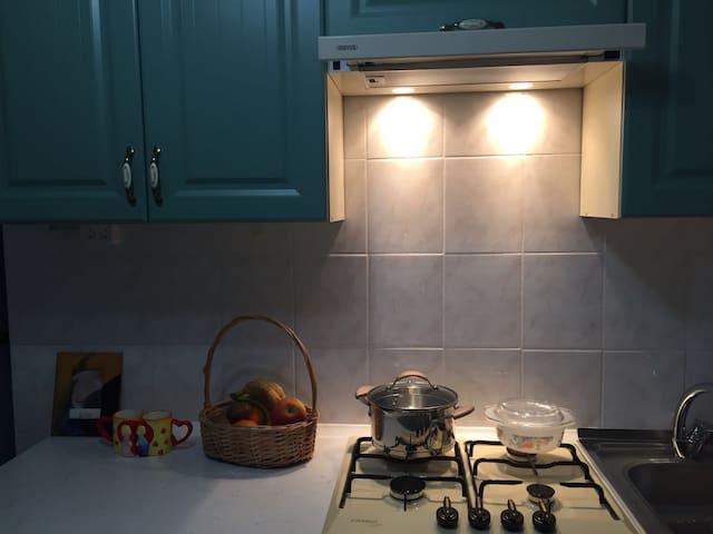 Уютный частный дом на Фонтане - Odessa - Appartement