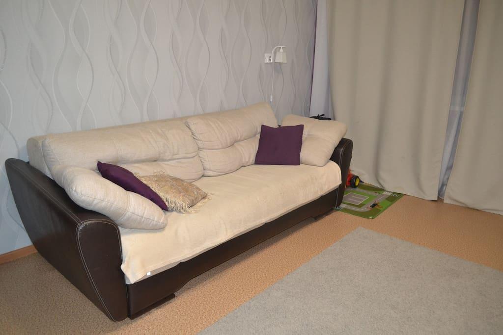 A big sofa 160 cm*200 cm