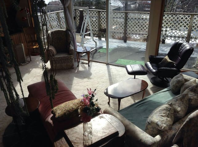Charlotte's Victorian Room