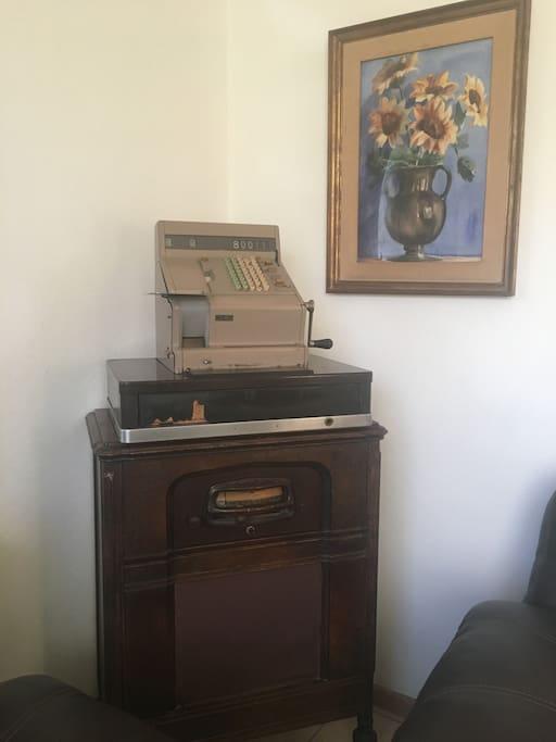Mueble de la sala