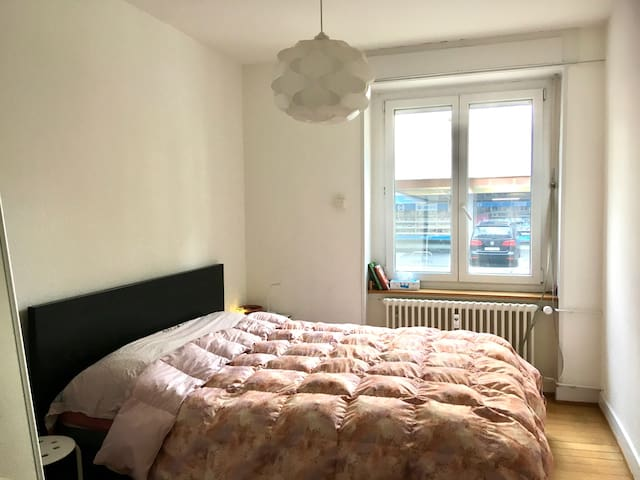Cosy apartment close to Basel's fair