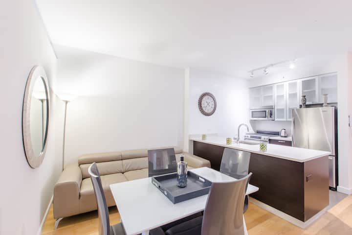 2 Bed on Columbus close to Central Park