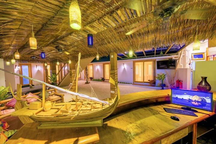DHIFUSHI ISLAND - Dhiffushi - Cabin